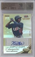 Nick Anderson /10 [BGS 10]