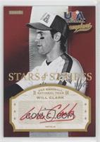 Will Clark /25