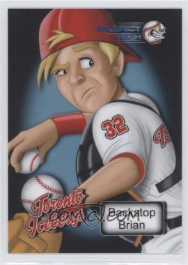 2013 Prospect Rush - [Base] #BABR.2 - Backstop Brian (Close-Up)