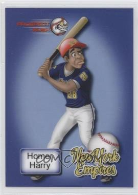 2013 Prospect Rush Blue #HOHA.1 - Homer Harry /9