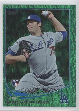 2013 Topps - [Base] - Emerald Foil #99 - Paco Rodriguez