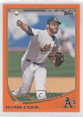 2013 Topps - [Base] - Factory Set Orange #48 - Ryan Cook /230