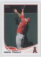 Mike Trout (Great Catch)