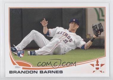 2013 Topps - [Base] #654 - Brandon Barnes