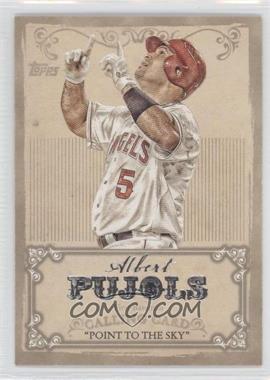 2013 Topps - Calling Card #CC-15 - Albert Pujols