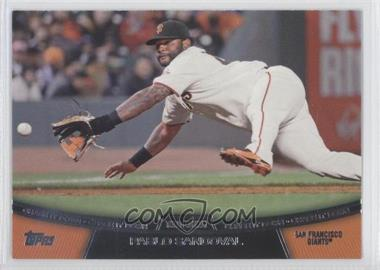 2013 Topps - Chase it Down #CD-2 - Pablo Sandoval