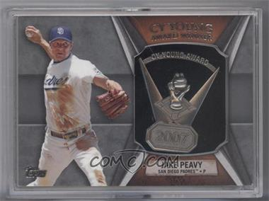 2013 Topps - Cy Young Award Winner Commemorative Relic #CY-JPE - Jake Peavy