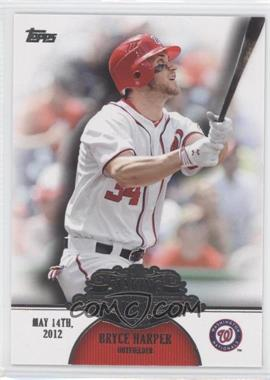 2013 Topps - Making Their Mark #MM-19 - Bryce Harper