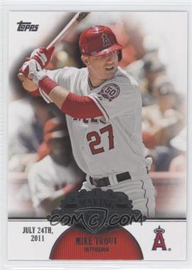 2013 Topps - Making Their Mark #MM-2 - Mike Trout
