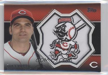 2013 Topps - Manufactured Commemorative Patch #CP-25 - Joey Votto