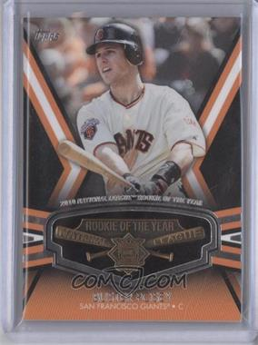 2013 Topps - Rookie of the Year Commemorative Relics #ROY-BP - Buster Posey