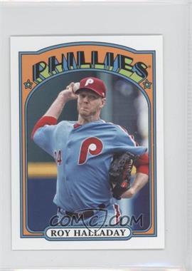 2013 Topps 1972 Topps Minis #TM-54 - Roy Halladay
