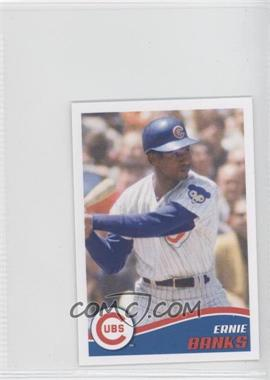 2013 Topps Album Stickers - [Base] #188 - Ernie Banks
