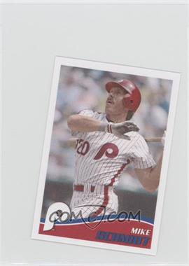 2013 Topps Album Stickers #166 - Mike Schmidt
