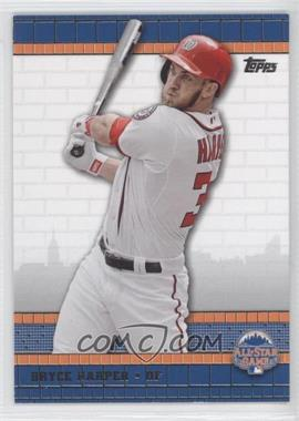 2013 Topps All-Star FanFest Wrapper Redemption [Base] #WR-6 - Bryce Harper