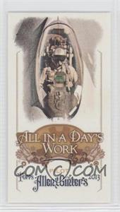 2013 Topps Allen & Ginter's - All in a Day's Work Minis #AIDW-P - Pilot
