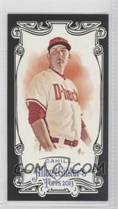 2013 Topps Allen & Ginter's - [Base] - Mini Black Border #141 - Trevor Cahill