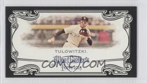 2013 Topps Allen & Ginter's - [Base] - Mini Black Border #207 - Troy Tulowitzki