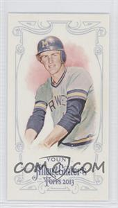2013 Topps Allen & Ginter's - [Base] - Minis #322 - Robin Yount