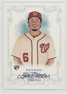 2013 Topps Allen & Ginter's - [Base] #152 - Anthony Rendon