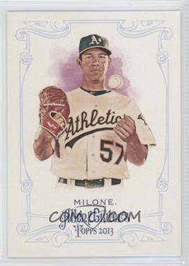 2013 Topps Allen & Ginter's - [Base] #331 - Tommy Milone