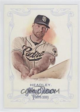 2013 Topps Allen & Ginter's - [Base] #336 - Chase Headley