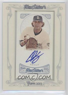 2013 Topps Allen & Ginter's - Framed Mini Autographs #AGA-CK - Casey Kelly