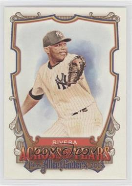 2013 Topps Allen & Ginter's Across the Years #ATY-MR - Mariano Rivera