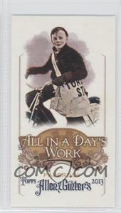 2013 Topps Allen & Ginter's All in a Day's Work Minis #AIDW-PB - Paperboy