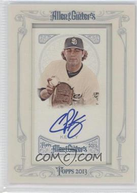 2013 Topps Allen & Ginter's Framed Mini Autographs [Autographed] #AGA-CK - Casey Kelly