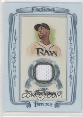2013 Topps Allen & Ginter's Framed Mini Relics #AGR-DP - David Price