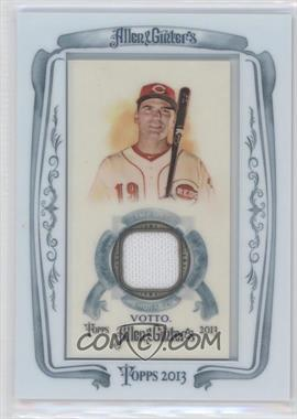 2013 Topps Allen & Ginter's Framed Mini Relics #AGR-JV - Joey Votto