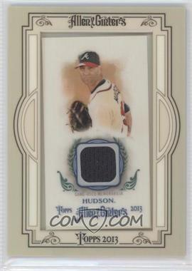 2013 Topps Allen & Ginter's Framed Mini Relics #AGR-TH - Tim Hudson