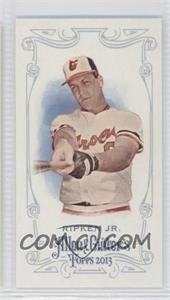 2013 Topps Allen & Ginter's Mini Allen & Ginter Back #118 - Cal Ripken Jr.