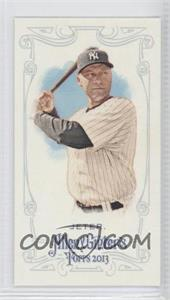 2013 Topps Allen & Ginter's Mini Allen & Ginter Back #2 - Derek Jeter