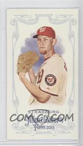 2013 Topps Allen & Ginter's Mini Allen & Ginter Back #347 - Stephen Strasburg