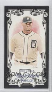 2013 Topps Allen & Ginter's Mini Black Border #138 - Anibal Sanchez