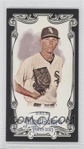 2013 Topps Allen & Ginter's Mini Black Border #237 - Chris Sale