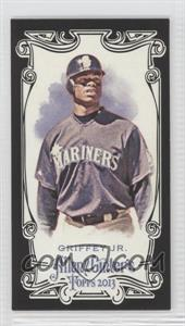 2013 Topps Allen & Ginter's Mini Black Border #87 - Ken Griffey Jr.