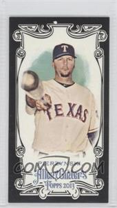 2013 Topps Allen & Ginter's Mini Black Border #93 - A.J. Pierzynski