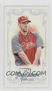 2013 Topps Allen & Ginter's Minis Rip Card High Numbers #369 - Cliff Lee