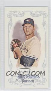 2013 Topps Allen & Ginter's Minis #346 - Josh Johnson