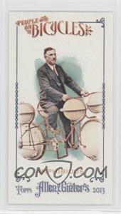 2013 Topps Allen & Ginter's People on Bicycles Minis #POB-A - Amphibious