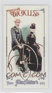 2013 Topps Allen & Ginter's People on Bicycles Minis #POB-QT - [Missing]