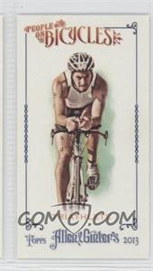 2013 Topps Allen & Ginter's People on Bicycles Minis #POB-TRI - [Missing]