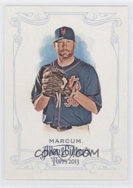 2013 Topps Allen & Ginter's #320 - Shaun Marcum
