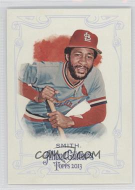 2013 Topps Allen & Ginter's #341 - Ozzie Smith