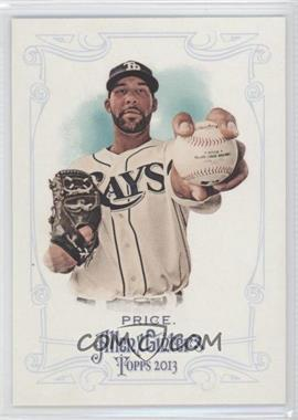 2013 Topps Allen & Ginter's #343 - David Price