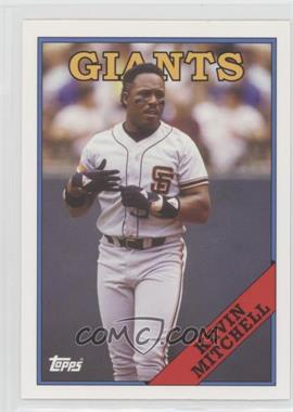 2013 Topps Archives - [Base] #242 - Kevin Mitchell