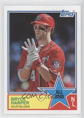 2013 Topps Archives 1983 All-Stars #83-BH - Bryce Harper